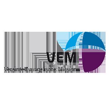 Vereinte Evangelische Mission (VEM) logo